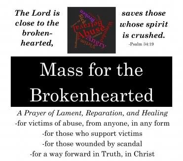 Sign Mass for Brokenhearted